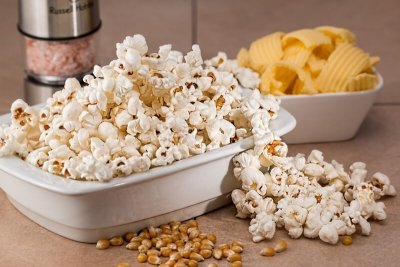 National Popcorn Day!