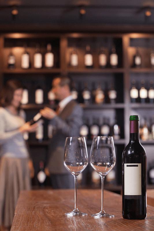 Senior Activities Wine Tasting