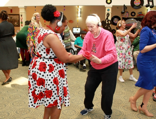 Eversound Hosts Largest Silent Disco for Seniors
