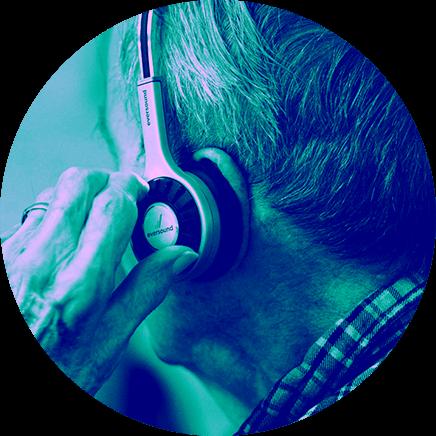 Eversound - Wireless Headphones for Senior Living