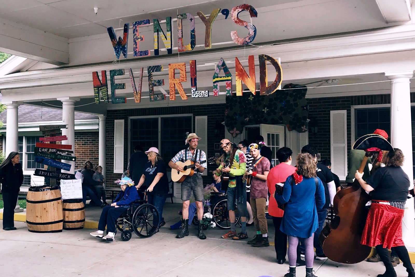 Wendy's Neverland