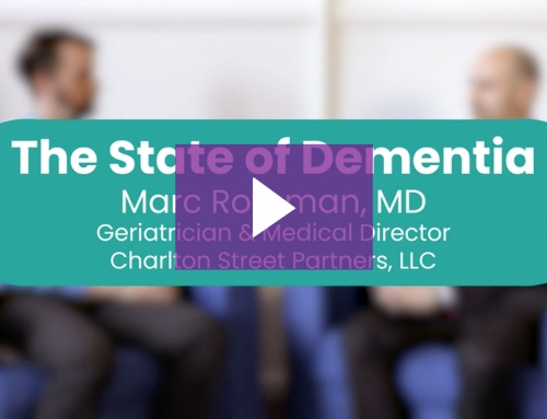 Dr. Marc Rothman – The State of Dementia