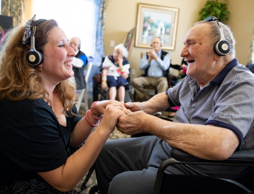 Commonwealth Dances Dementia Away in Annual Silent Disco