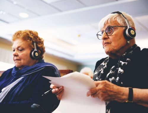 Eversound Improves Resident Engagement, Mood & Understanding, Study Shows