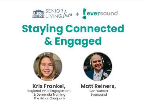 Keeping Senior Residents Connected and Engaged