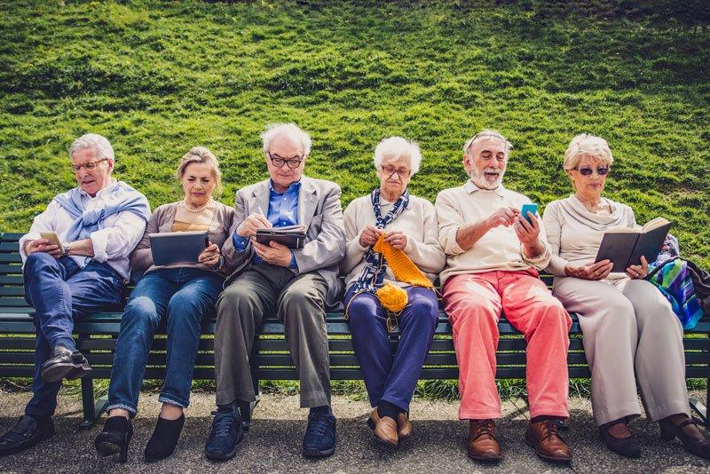 senior living technology