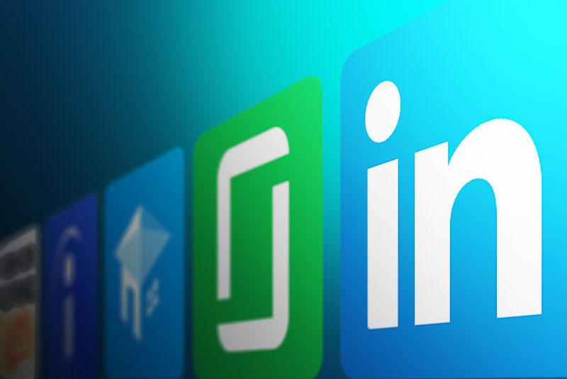 icons of job posting sites
